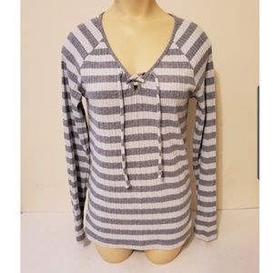 Lucky Brand Stipe Shirt
